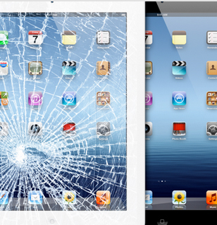 Replace the broken screen of your iPhone by professional mechanics